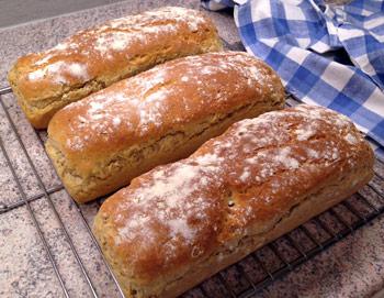 Bröd med filmjölk, Lantbröd